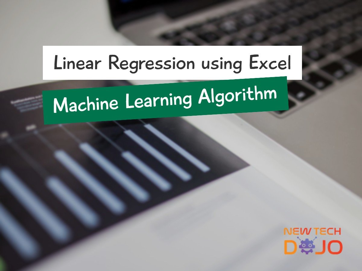 Learn Linear Regression using Excel