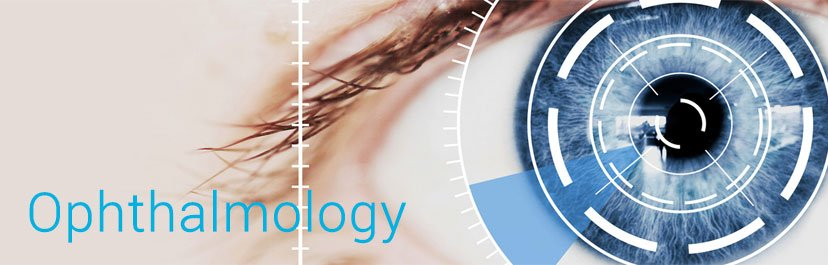 ophthalmology - Healthcare sector with Artificial Intelligence