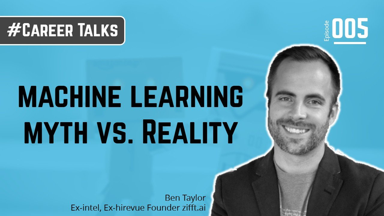 Machine learning myth vs. Reality