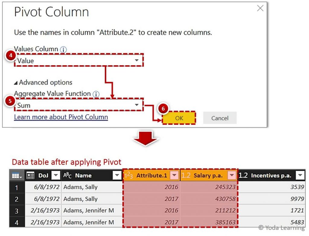 Datatable Get Row And Column Value